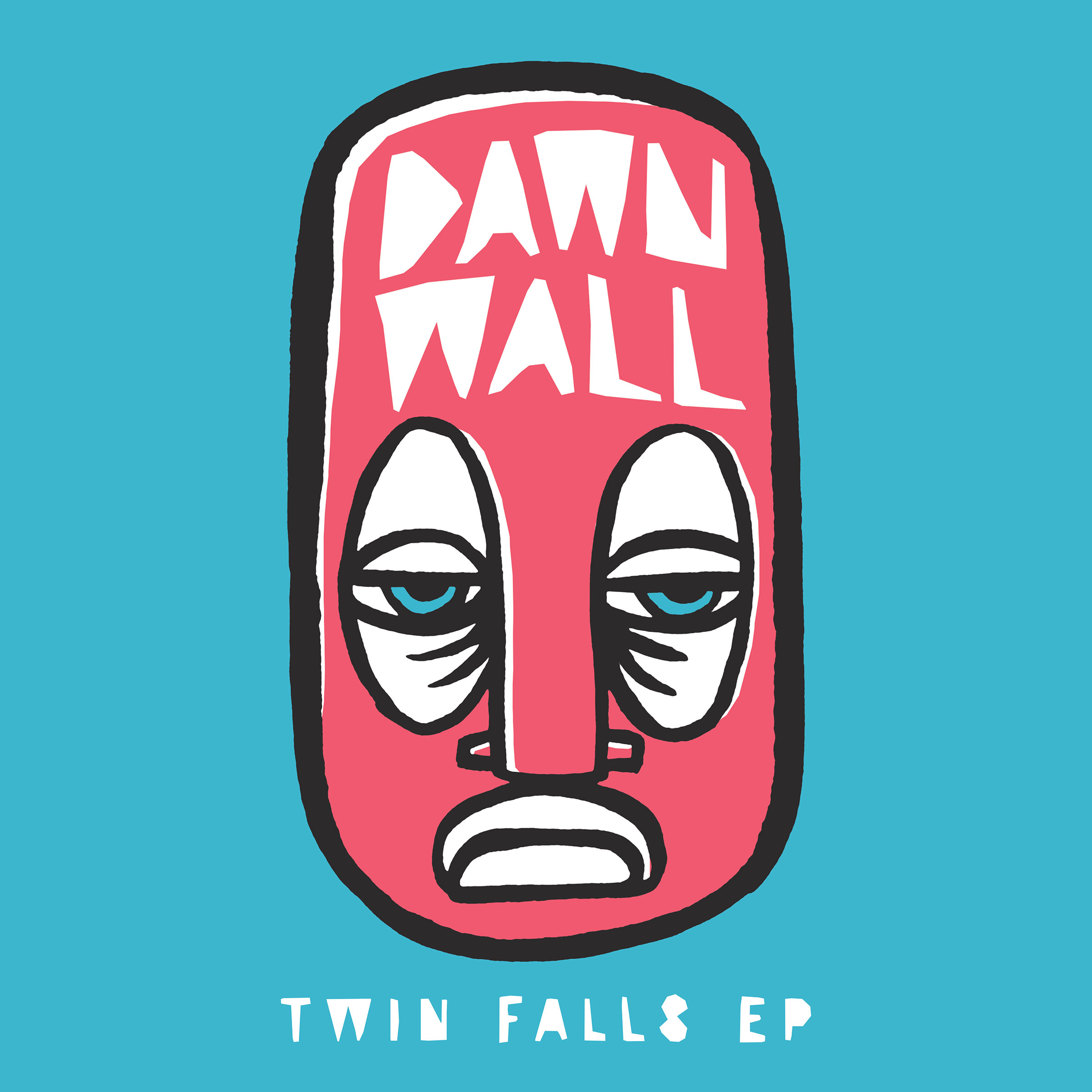 DIS037 - Dawn Wall - Twin Falls EP